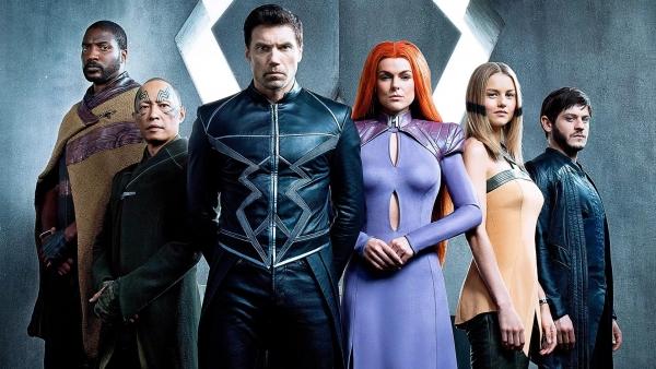 Toch nog leven voor Marvels 'Inhumans'?