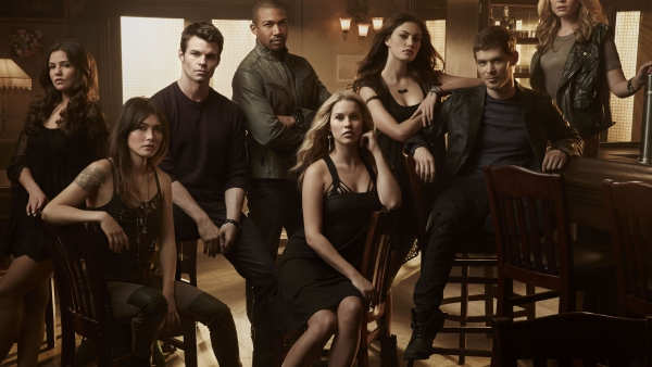 Na 'Vampire Diaries' eindigt 'The Originals' (Dvd)