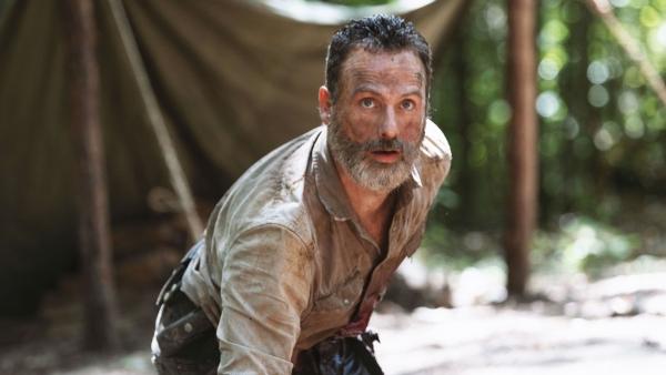 Rick echt niet terug in 'The Walking Dead'