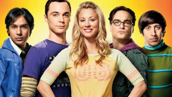 Voorlopig geen eind voor The Big Bang Theory