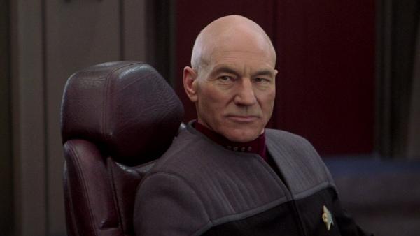 Patrick Stewart terug als Jean-Luc Picard!