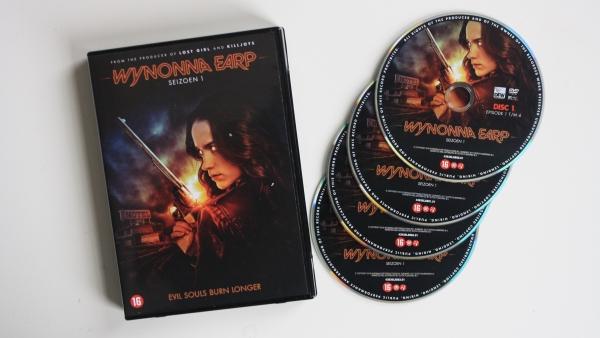 Dvd-recensie: 'Wynonna Earp' seizoen 1