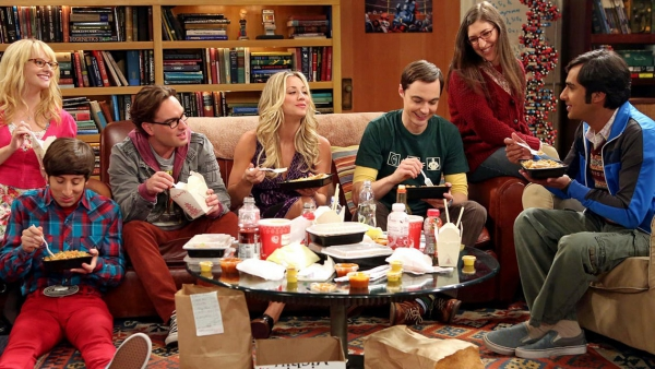 Bijna tweede spin-off The Big Bang Theory