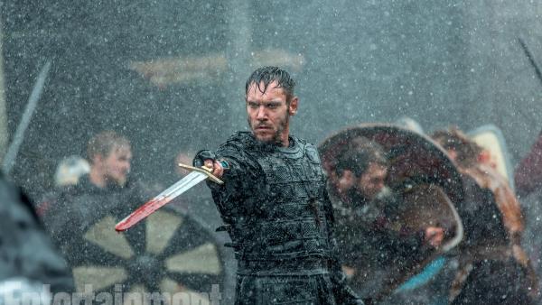 Eerste beelden 'Vikings' seizoen 5!