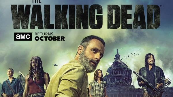Posters voor 'Walking Dead'-series!