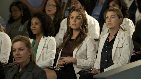 Verrassingen in finale seizoen 15 Grey's Anatomy