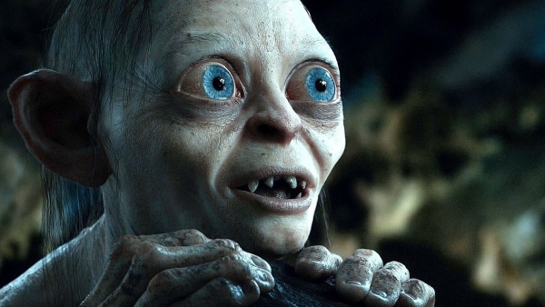 Serkis niet als Gollum in 'Lord of the Rings'
