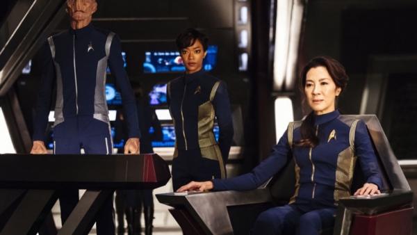 Mooie eerste trailer Star Trek: Discovery!