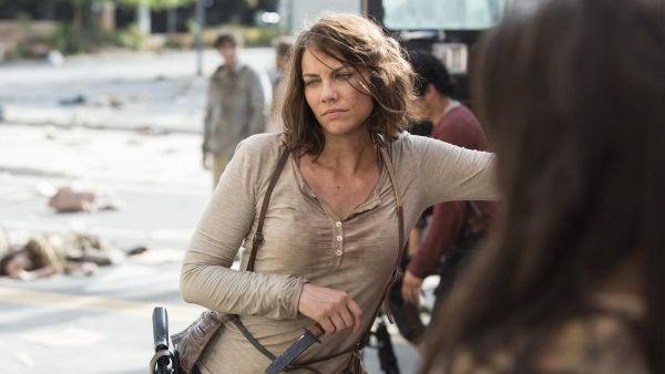 Lauren Cohan toch terug in The Walking Dead?