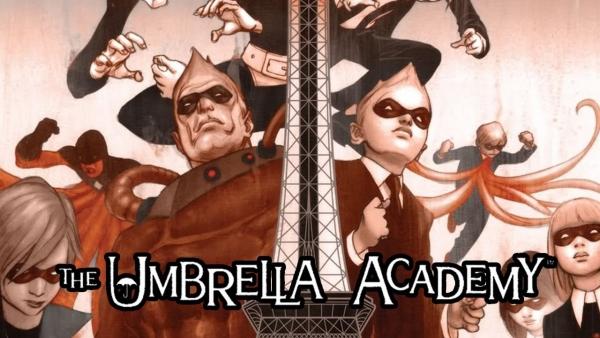Ellen Page in The Umbrella Academy