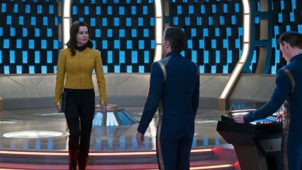Dit duo vertrekt bij Star Trek Discovery