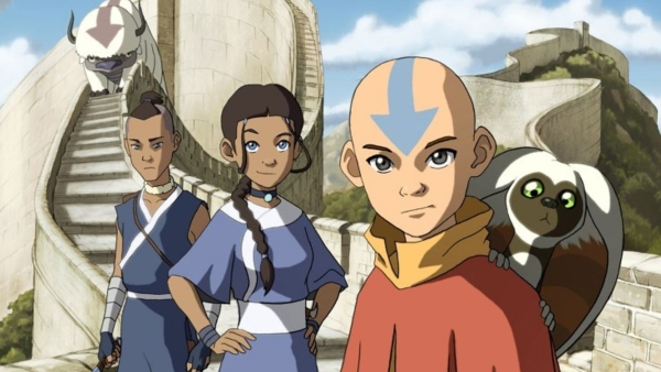 'Avatar: The Last Airbender' doet iets vreemds