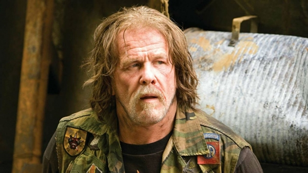 Nick Nolte in 'Star Wars: The Mandalorian'