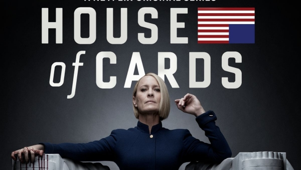 S6 House of Cards vanaf 2 november te zien!