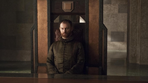 Mark Gatiss niet in S8 Game of Thrones