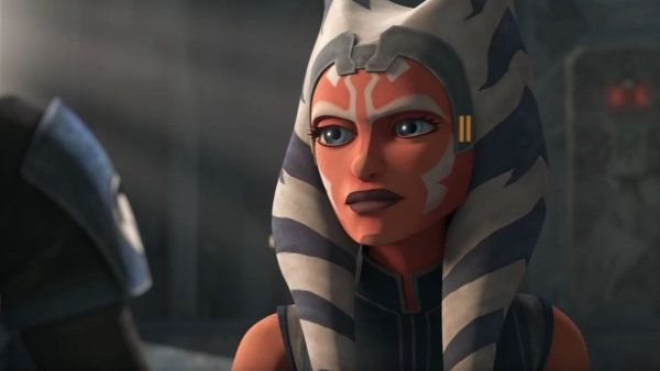 Meer over Ahsoka's rol in 'The Mandalorian'