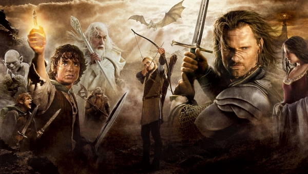 Warner Bros ontwikkelt 'Lord of the Rings'-serie