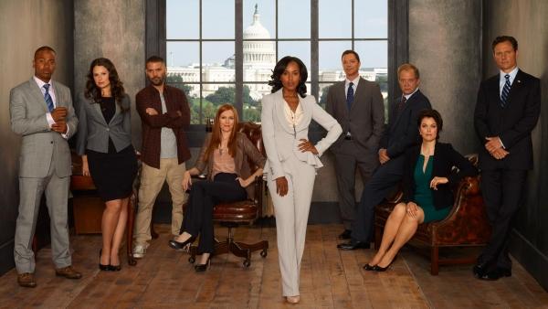Wordt seizoen 6 het laatste voor Scandal?