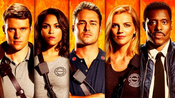 Dvd review 'Chicago Fire' - Seizoen 5