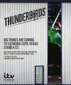 Thunderbirds Are Go!