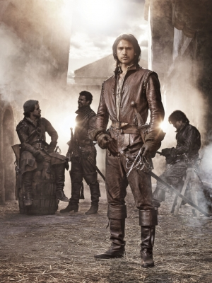 The Musketeers