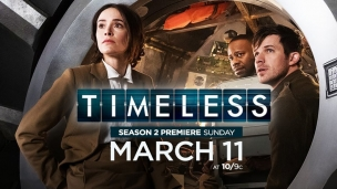 Timeless trailer seizoen 2