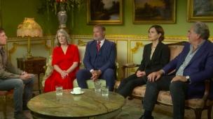 Interview Downton Abbey