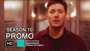 'Supernatural' S10 trailer