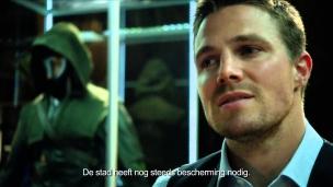 'Arrow' S2 trailer NL