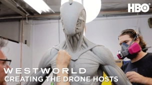 Westworld S2 - Creating the Drone Hosts