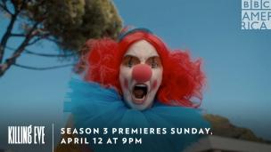 Killing Eve seizoen 3 trailer