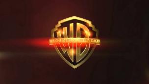 Warner Bros. logo 'The Flash'