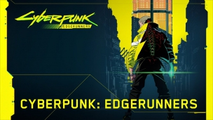 'Cyberpunk: Edgerunners' bekendmaking