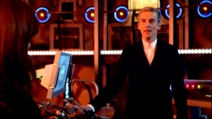 Trailer #1 Doctor Who Seizoen 8