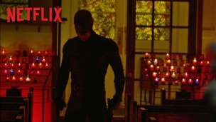 Marvel's Daredevil - Season 2 - Daredevil & The Punisher Featurette - Netflix [HD]