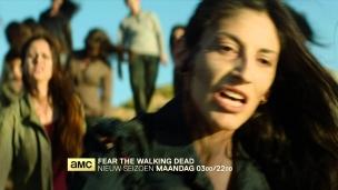 'Fear the Walking Dead' S2 promo