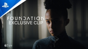 Foundation clip