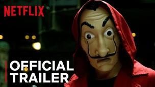 'La casa de papel' Seizoen 3 Trailer