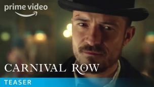 Nieuwe trailer Carnival Row