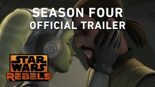 'Star Wars Rebels' S4 trailer