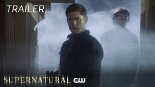 Supernatural trailer finale s15