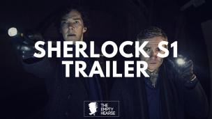 Sherlock S1 Trailer