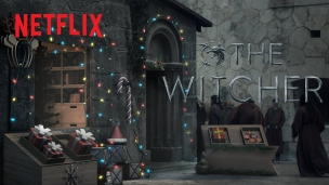 Promo A Witcher Holiday Slay Ride - The Witcher