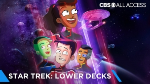 Star Trek Lower Decks trailer