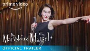 Trailer S3 The Marvelous Mrs. Maisel