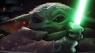 'The Mandalorian' fanvideo Baby Yoda