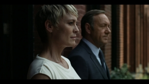 House of Cards S02 'Francis & Claire' promo