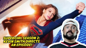 Video: Kevin Smith doet 'Supergirl'