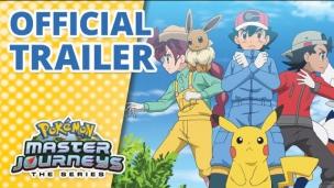 Pokemons Masters Journey trailer