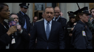 House of Cards S02 'Welcome Back' promo